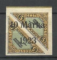 Estonia Estland 1923 Michel 43 B * - Estland