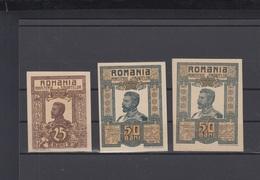 Lot Banknotes Romania 1917 - Rumänien