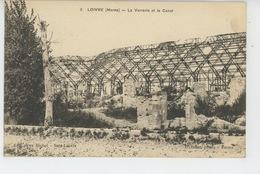 GUERRE 1914-18 - LOIVRE - La Verrerie Et Le Canal - France