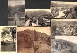 Trooz - Lot Sympa 10 Cartes (Château, Lumière, Jules Magnée, Arduenna, Cuvelier, Van Den Heuvel) - Trooz