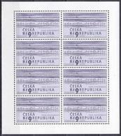 Tschechien Czechia 2001 Organisationen Postwesen Europa CEPT Wasser Water Fischteich Fishpond Wittingau, Mi. 289 ** - Tschechische Republik