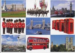 LONDRA - SCORCI PITTORESCHI - NUOVA - London