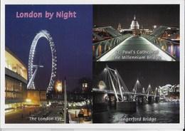 LONDRA - NOTTURNO  -  NUOVA - London