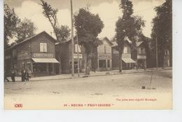 """GUERRE 1914-18 - REIMS """"PROVISOIRE """" - Reims"""