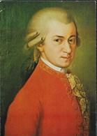 MOZART - SCRITTA AL RETRO - Cantanti E Musicisti