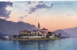 AR08 Isola Pescatori, Lago Maggiore - Verbania