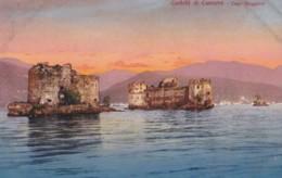 AR08 Castelli Di Cannero, Lag Maggiore - Verbania