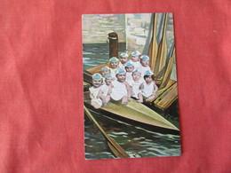 Multiple  Babies ------ Ref 3168 - Humorous Cards