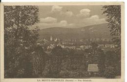 LA MOTTE SERVOLEX      ( SAVOIE    )     VUE GÉNÉRALE - La Motte Servolex