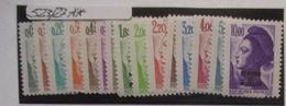 St. Pierre Miquelon 523-537 Freimarken Postfrisch (36751) - St.Pierre & Miquelon