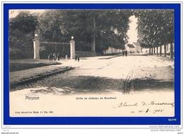 MEISE / Meysse - Kasteel - Château De Bouchout - Grille * - Meise