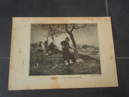 BUZENVAL  Extrait De L'Histoire Populaire De La Guerre 1870/71  Tableau De Berne-Bellecour - Militaria