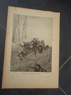 BUZENVAL  Extrait De L'Histoire Populaire De La Guerre 1870/71  Tableau De GROLLERON - Militaria