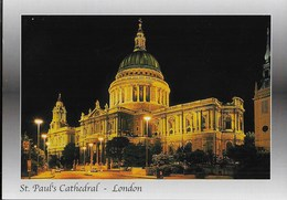 LONDRA - NOTTURNO ST. PAUL'S CATHEDRAL - NUOVA - St. Paul's Cathedral