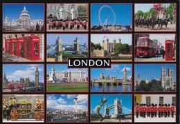 LONDRA - COLLAGE D'IMMAGINI - NUOVA - London