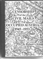 Censorship Civil Mails In Occupied Austria 1945-1953  (640gr) BK17 - Österreich