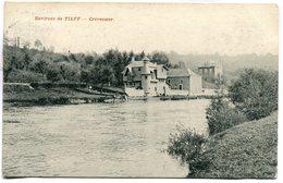 CPA - Carte Postale - Belgique - Tilff - Environ De Tilff - Crèvecoeur - 1911 ( M7359) - Esneux