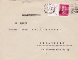 Brief Aus Hagen  1930 - Deutschland