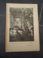 Ambulance Du Théâtre Français Extrait De L'Histoire Populaire De La Guerre 1870/71. Tableau D' André BROUILLET - Militaria