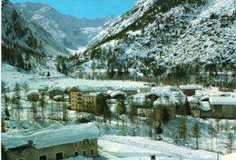 Val D'Aosta - Cogne - Panorama Invernale - Vg - Italia