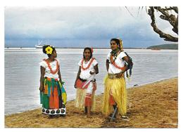 WALLIS - Jeunes Filles Wallisiennes - Wallis Et Futuna