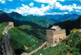 CPSM Chine-La Grande Muraille De Chine à Huangyaguan                          L2780 - Chine