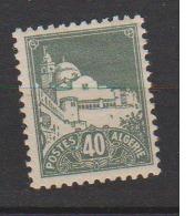 ALGERIE         N°  YVERT  :   172   NEUF SANS   CHARNIERES      ( Nsch 1/16  ) - Algérie (1924-1962)