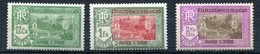 Inde - 3 Valeurs Neuf Xxx - T 789 - India (1892-1954)