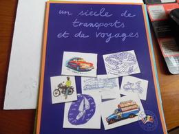 BLOC N°47 Un Siecle De Transport Et De Voyages Etat Parfait 10 Timbres - 2002- - Neufs