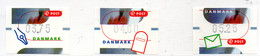 PIA - DANIMARCA -2000 : Francobolli Per Machine Distributrici - (Yv 5) - Vignette Di Affrancatura (ATM/Frama)
