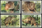 (WWF-302) W.W.F Solomon Islands Grey Cuscus MNH Stamps 2002 - W.W.F.