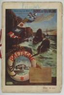 Guide Touristique Des Chemins De Fer D'Orléans . Bretagne . Belle-Ile-en-Mer . 1900 . - Tourisme