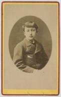 CDV Circa 1875 . Le Prince Louis Bonaparte , Fils De Napoléon-Jérôme Bonaparte Et De Marie-Clotilde De Savoie . Russie . - Anciennes (Av. 1900)