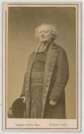 CDV Circa 1870 Pierre Petit . L'abbé Gaspard Deguerry , Martyr De La Commune De Paris . - Anciennes (Av. 1900)