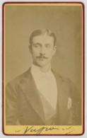 CDV Circa 1878 . Le Prince Impérial Louis-Napoléon Bonaparte . - Anciennes (Av. 1900)