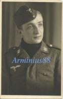 Luftwaffe - Portrait - Gefreiter - Weihnachten 1941-42 - Photo C. Hühner - Auerbach Im Vogtland - Guerre, Militaire
