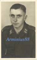 Luftwaffe - Portrait - Gefreiter - Photo Hoffmann - Sondershausen - Guerre, Militaire