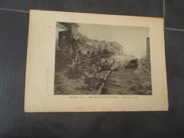 BAGNEUX (1870) Mort Du Comte De DAMPIERRE L'Histoire Populaire De La Guerre 1870/71.Tableau De A. BLOCH - Militaria