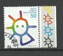 Estland Estonia Estonie 2002 Michel 432 O - Estonie