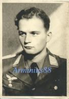 Luftwaffe - Portrait - Leutnant - Oktober 1943 - Guerre, Militaire