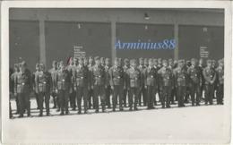Luftwaffe - Gruppenbild - Mannheim-Sandhofen - Guerre, Militaire