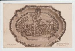 LYON - RHONE - MUSEE DE LYON - METAMORPHOSE DE DAPHNE - GRAND PLAT DE J. COMBE - Lyon