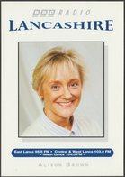 Alison Brown, BBC Radio Lancashire, C.1990s - Publicity Card - Advertising