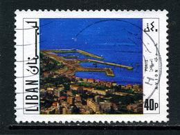 Liban : Ports ° - Liban