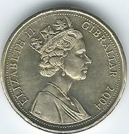 Gibraltar - Elizabeth II - 1 Pound - 2004 - Occupation - KM1051 - Gibraltar