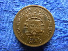 MOZAMBIQUE 50 CENTAVOS 1945, KM73 Corroded - Mozambique