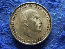 SPAIN 100 PESETAS 1966 (67), KM797 - [ 5] 1949-… : Royaume