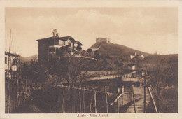 Asolo-treviso-villa Ararat-non Viagg- F.p. - Treviso