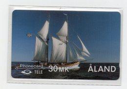 Télécarte Magnétique - Telephonecard 30MK Neuve - Aland