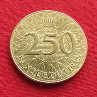 Lebanon 250 Livres 2006 KM# 36  Liban Libano Libanon - Liban
